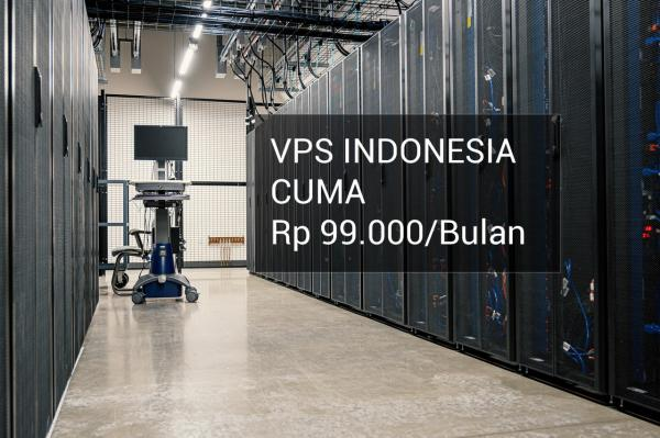 Vps indonesia Murah